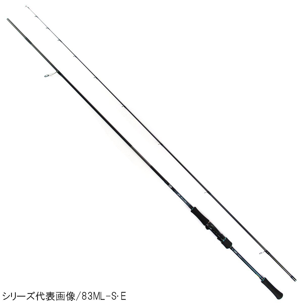 ダイワ エメラルダス MX(アウトガイドモデル) 86M-S・E