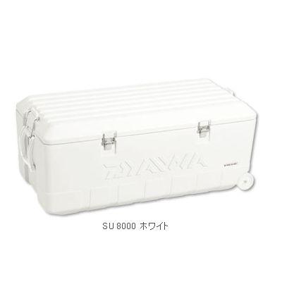 ダイワ ビッグトランクII SU-8000 ホワイト クーラーボックス【大型商品】
