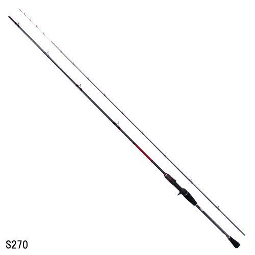 シマノ バイオインパクトX メバル S270【大型商品】
