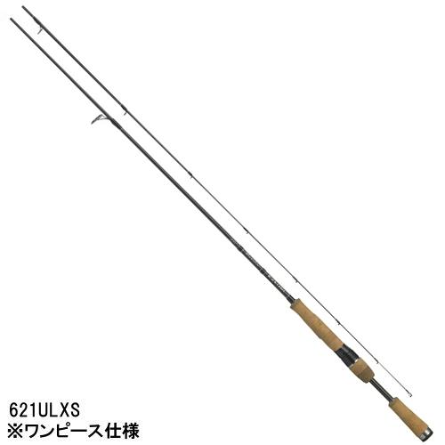 ダイワ ブラックレーベル+ スピニングモデル 621ULXS【大型商品】
