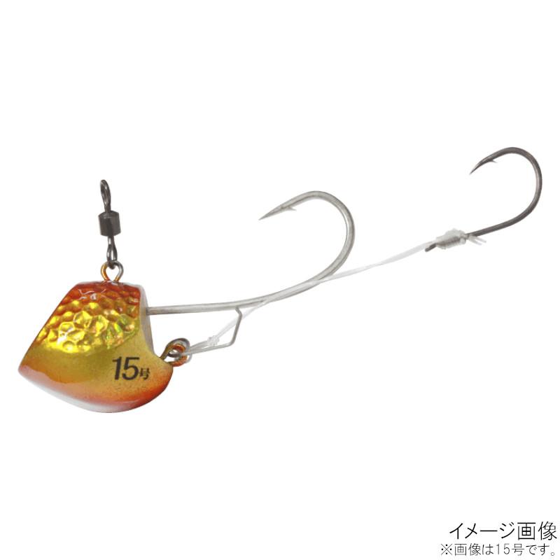 釣具のポイント 無双真鯛 貫撃鉛カブラ エビズレン仕様 1.UVレッドゴールド バーゲンセール 評価 SE109 25号
