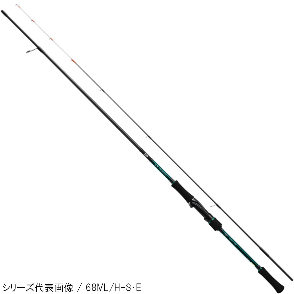 ダイワ エメラルダス MX BOAT 72L/MH-S・E