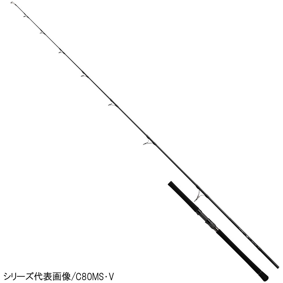 ダイワ ブラスト C83MHS・V【大型商品】
