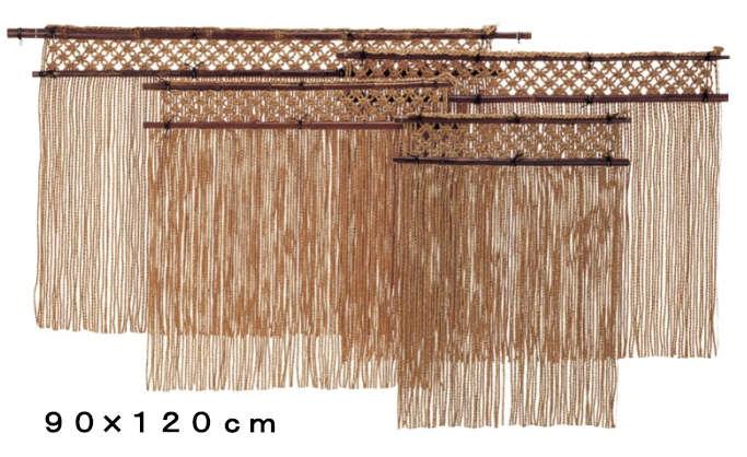 竹のたより 縄のれん 半間 3尺 90cm (3×4)