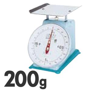 フジ 上皿自動ハカリ ミリオンD型 200g 並皿付
