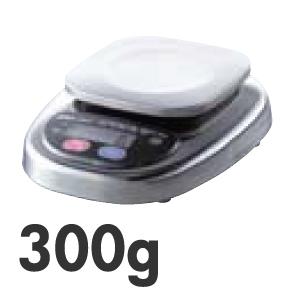 【代引不可】A&D デジタル防水はかり HL-300WP(キッチンスケール)