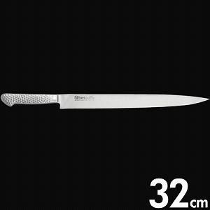 片岡製作所 モリブデン 包丁 ブライト M11 プロ ヨーロッパスタイル ロング スライサー 両刃 12 320mm M108
