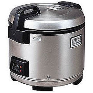 【代引不可】タイガー 炊飯器 業務用炊飯ジャー 炊きたて 1升5合炊き(1.5合炊き) JNO-A270 ステンレス(XS)