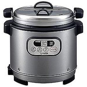 【代引不可】タイガー 炊飯器 業務用マイコンスープジャー 8.0L JHI-M080 ステンレス(XS)