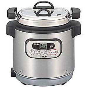 【代引不可】タイガー 炊飯器 業務用マイコンスープジャー 5.0L JHI-M050 ステンレス(XS)