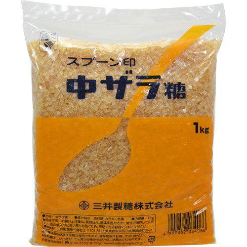 三井製糖 スプーン 中双糖 1kg×12入