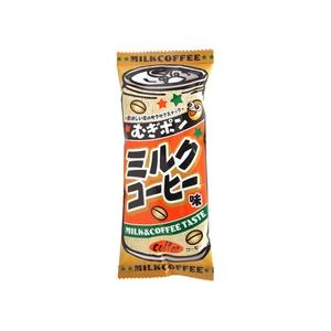 駄菓子 ポイント消化 メーカー公式 情熱セール お試し 20g×20個 むぎポンミルクコーヒー味 やおきん