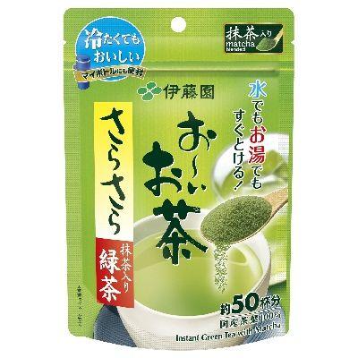 伊藤園 お~いお茶 さらさら抹茶入り緑茶 40g×30(6本×5)入