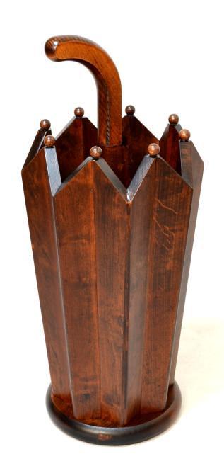 木製傘立て(イタリア製)