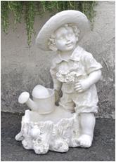 麦わら帽子のパトリック