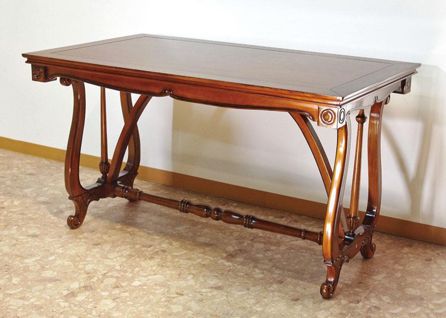 <title>構造が頑丈で実用性抜群な上に高級感溢れるデザインがとても魅力的です 販売実績No.1 ダイニングテーブル</title>