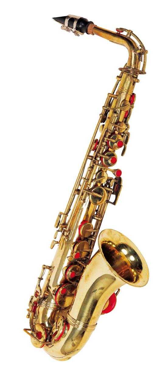 ミニチュア楽器(サックス)