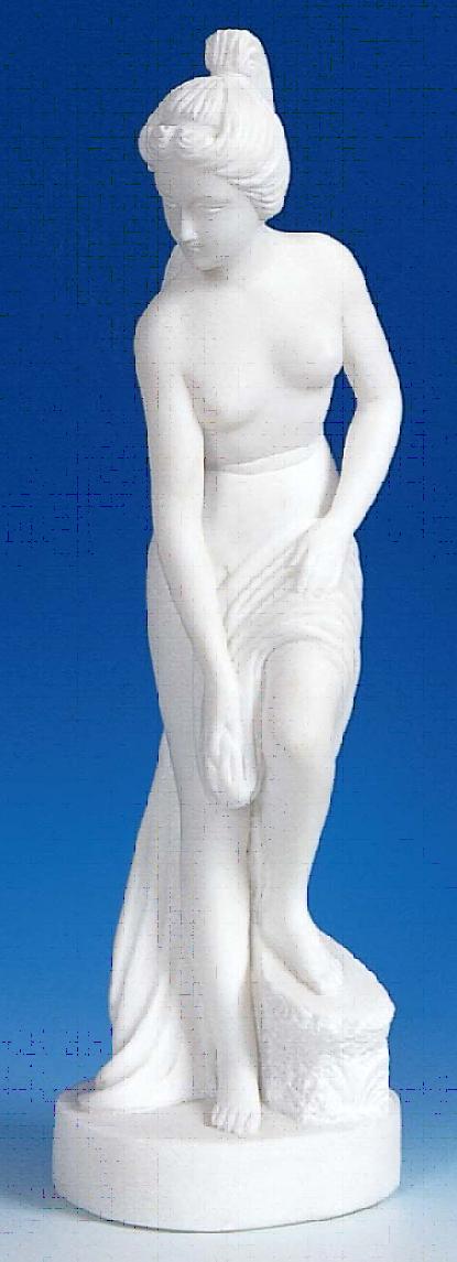 ギリシャ彫刻(ラベンダー)