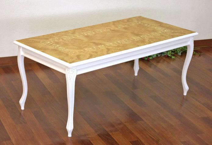 センターテーブル(イタリア製)