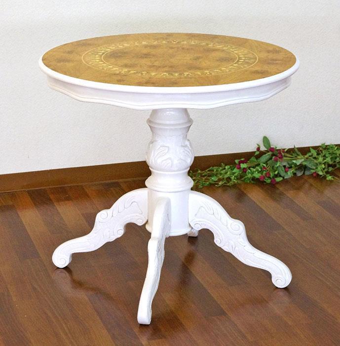 ラウンドテーブル(イタリア製)