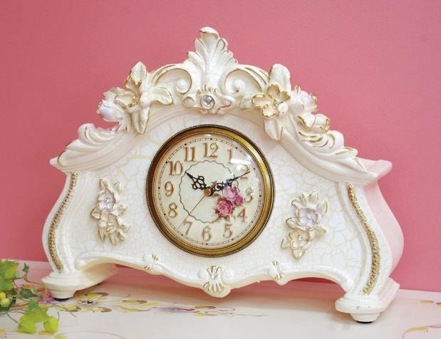ロコココンソール時計