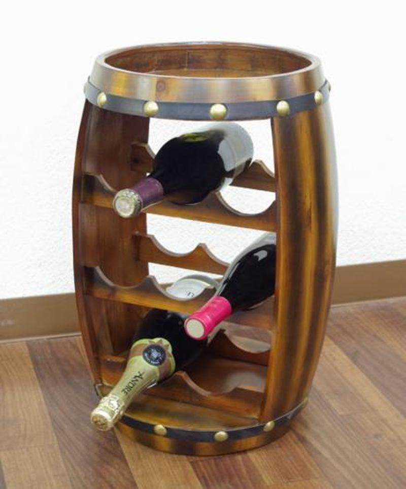 樽型ワインラック