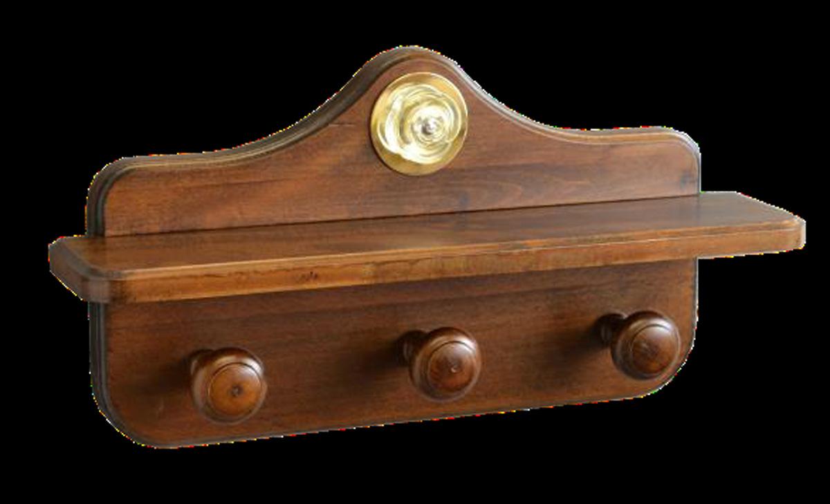 壁掛けコートハンガー(イタリア製)