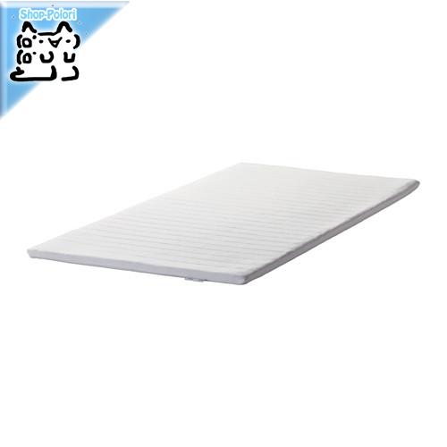 【IKEA Original】TALGJE マットレスパッド ホワイト 120x200 cm