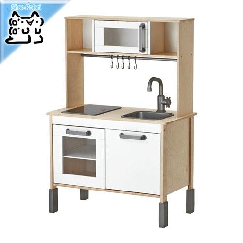 雑誌で紹介された 【IKEA Original【IKEA】DUKTIG -ドゥクティグ- 本格的おままごとキッチン cm 72x40x109 -ドゥクティグ- cm, 御所市:90e3c408 --- kventurepartners.sakura.ne.jp