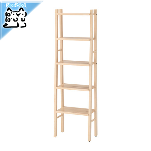 【IKEA Original】VILTO シュルフユニット バーチ 46x150 cm