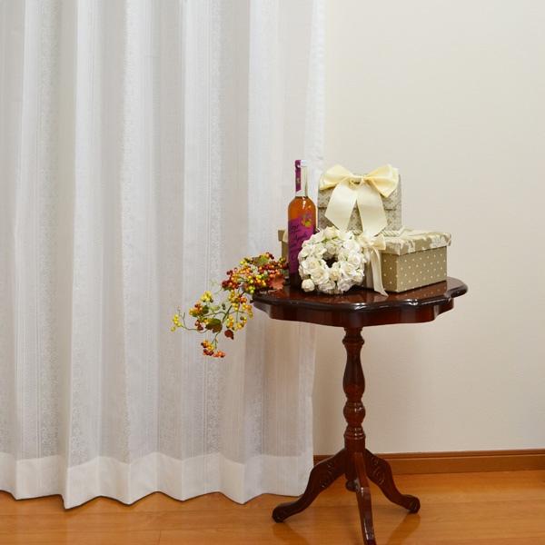 ●日本製● クラシックレースカーテン