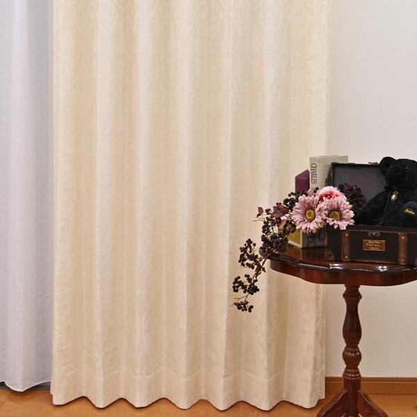 ●日本製● エレガント ウォッシャブルカーテン