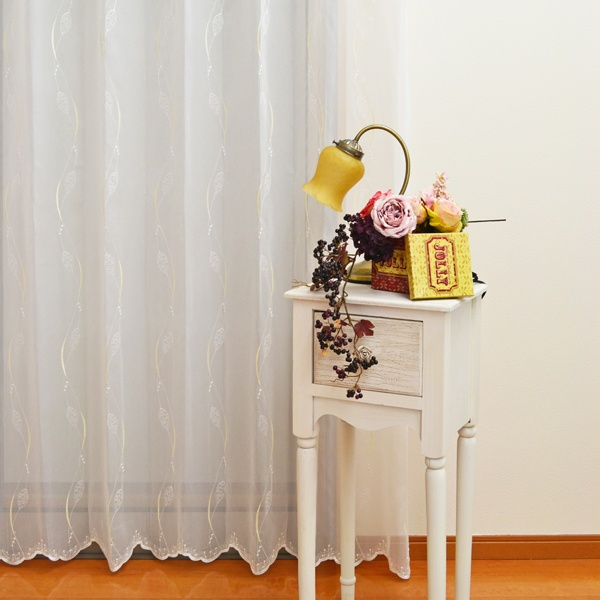 ●日本製● エレガンスレースカーテン
