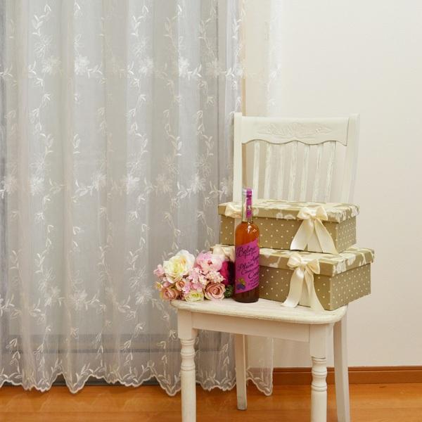 ●日本製● クラシカルレースカーテン