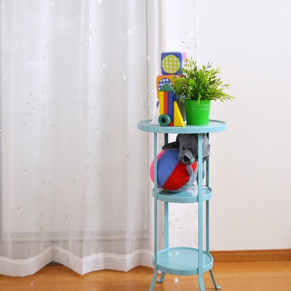 ●日本製● 子供部屋 レースカーテン