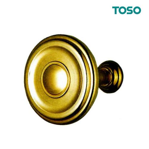 TOSO 【 カーテンホルダーD 】 1組2個入り トーソー  メーカー品 ホワイトグレイン ナチュラルグレイン 真鍮 ゴールド 2個セット