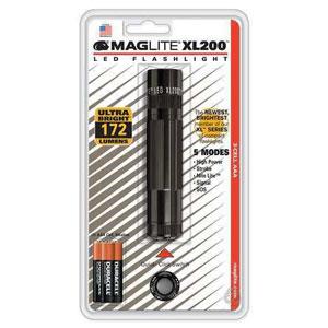 マグライト(MAG-LITE)ミニマグライトLED XL200 ブリスターパック ブラック