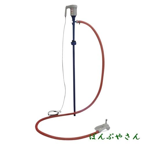 電動アドスターポンプ IBCタンク用 ad-2