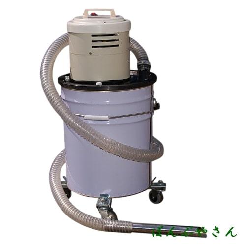乾湿両用掃除機電動バキュームクリーナーEVC-550(EVC550)乾湿 兼用 そうじ 清掃 工場 現場 5P