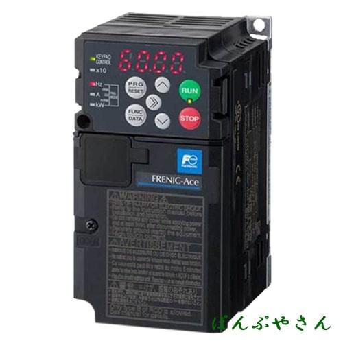 品質が 60Hz Ace インバーター FRN3.7E2S-2J 三相 FRENIC 3相 富士電機 200V:ぽんぷやさん-DIY・工具