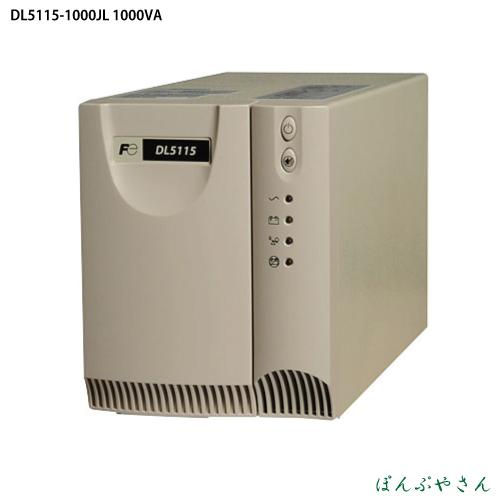 DL5115-1000JL FUJI ELECTRIC UPS 1000VA body 12 5kg 100V single phase 2 line  compact form number of revolutions control unit DL51151000JL