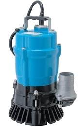 HS2.4S(100V)60Hzツルミ 土木工事用 水中ポンプ HS非自動型ツルミポンプ 鶴見製作所