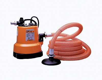 LSP1.4S 残水吸排水用 水中ポンプ 100V 60Hz ツルミポンプ 鶴見製作所