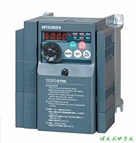 FR-D720-0.1K 三菱電機 インバーター 3相 三相 200V