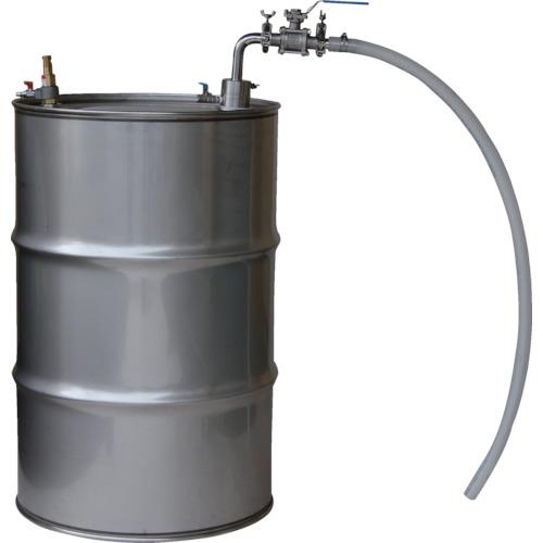 【新品、本物、当店在庫だから安心】 セパレート型 エアプレッシャーポンプ サニタリー製 分解洗浄可能 APDS-1s ドラム缶用 APDS1S:ぽんぷやさん 吐出専用-DIY・工具