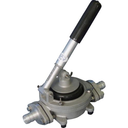 防災用 HDO-20ALBハンドダイヤフラム ポンプ ネジ接続タイプHDO20ALB 手動式ポンプ 水や油の移送に