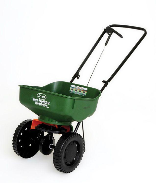 SEG-1500M エッジガードミニ ロータリー式肥料散布機 スコッツ社 Scotts SEG1500M