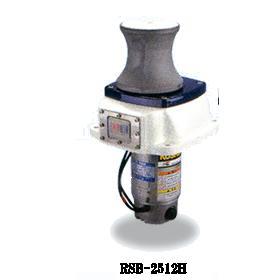 RSB-2512H ミニカール ビルトインタイプ 巻上げロール アンカーウインチ 工進 コーシン KOSHIN RSB2512H
