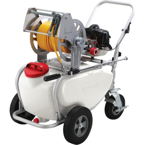 ES-50T ガーデンスプレーヤー スタート名人 エンジン式 噴霧器 散布 コーシン 工進 KOSHIN エンジン動噴 家庭菜園 噴霧 エンジン噴霧器 ES50T