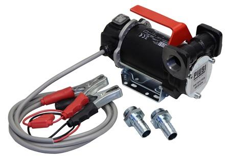 バッテリー式ハンディポンプ(軽油・灯油用)CARRY3000-12V 3/4 BSP INLINE PIUSI 【F00223260】